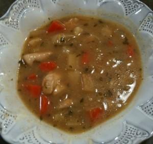 peasant soup pic