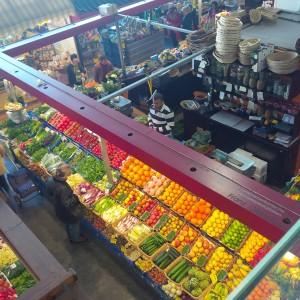 Kleinmarkthalle, Frankfurt, markets around the world