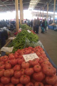 Kusadasi market, Turkey, markets around the world