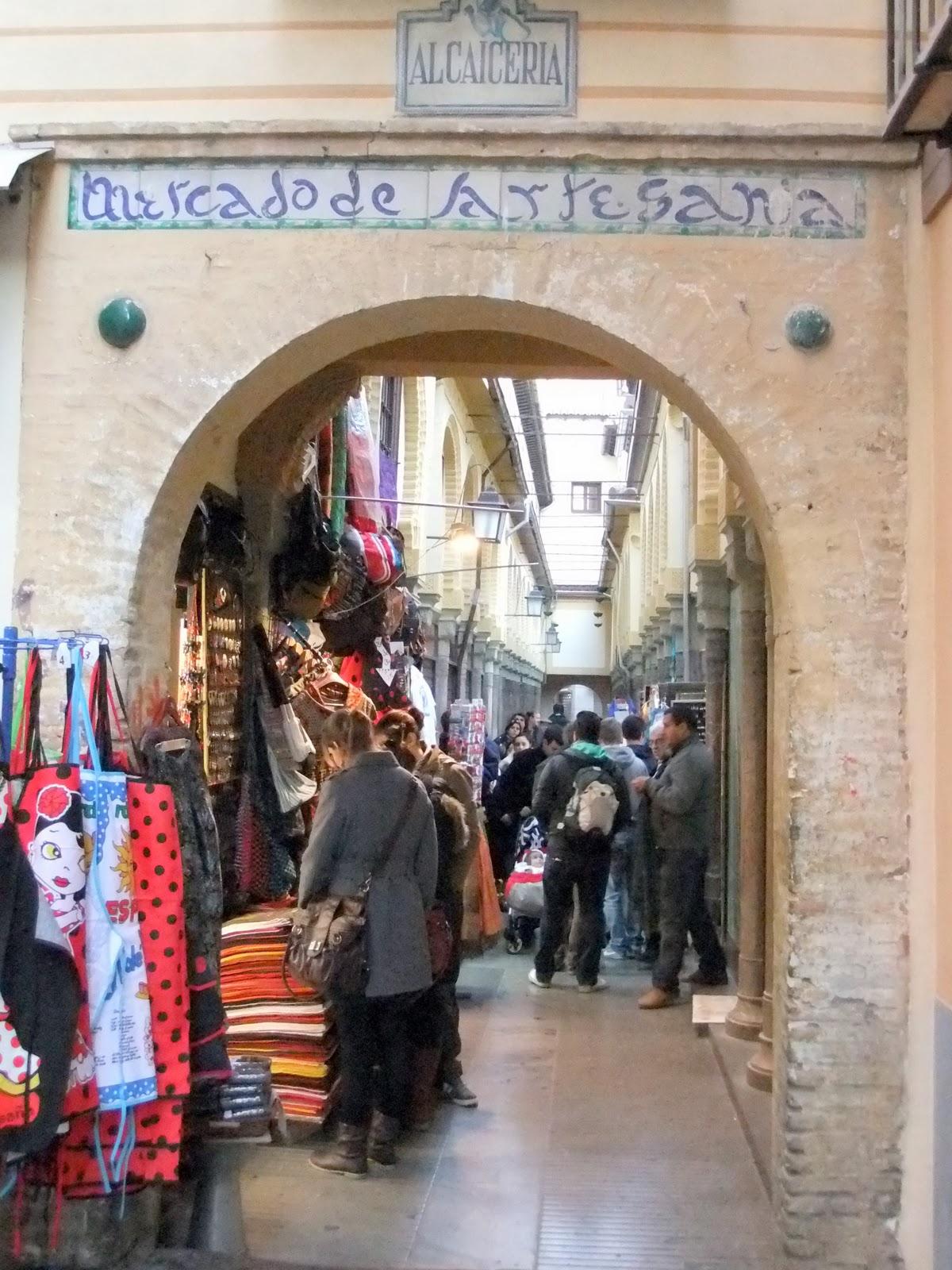 The Alcaiceria Market - Granada - Epicurean Travel